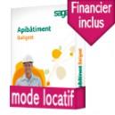 Sage Apibatiment Batigest standard Latitude TRANQUILITÉ Locatif DUO : Batigest et Financier base