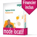 Sage ApiServices Multiservice Evolution Latitude BASIC Locatif DUO  : Multiservice et Financier base