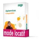 Sage ApiServices Comptabilité standard Latitude BASIC Locatif