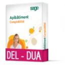 Sage Apibatiment Comptabilité Evolution Ebics (sepa) DEL-DUA BASIC