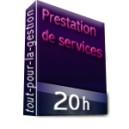 Contrat d'assistance 20 heures - Achetez au meilleur prix sur Tout-pour-la-gestion.com