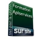 Formation ApiServices Comptabilité Evolution / Sur Site - Achetez au meilleur prix sur Tout-pour-la-gestion.com