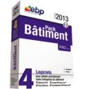 EBP Pack Bâtiment PRO 2013 (avec EBP Compta PRO Open Line 2013) - Achetez au meilleur prix sur Tout-pour-la-gestion.com